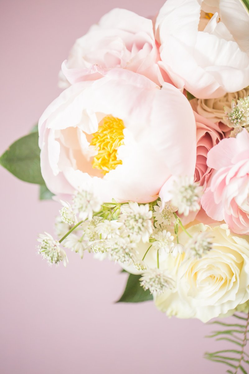 NJ Wedding Photographers Bouquet Photo