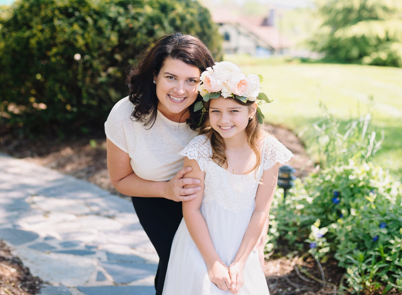 communion dress flower crown isabel_nicolebarrphotography-26