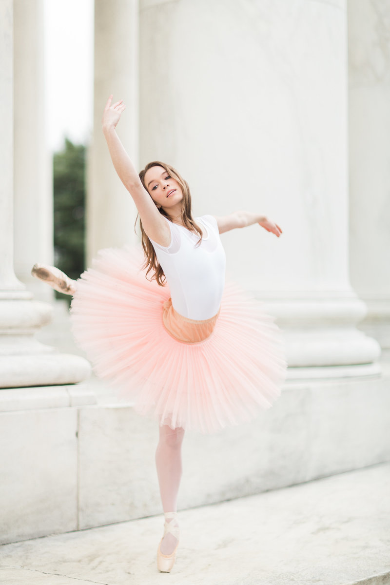 14 Abby Grace Photography Washington DC Ballerina Photographer