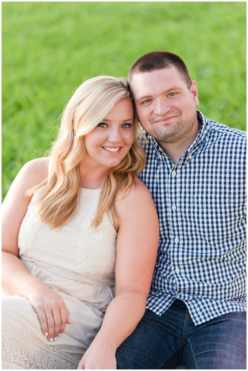 Mansfield Ohio Engagement Session Kingwood Garden Center_0024