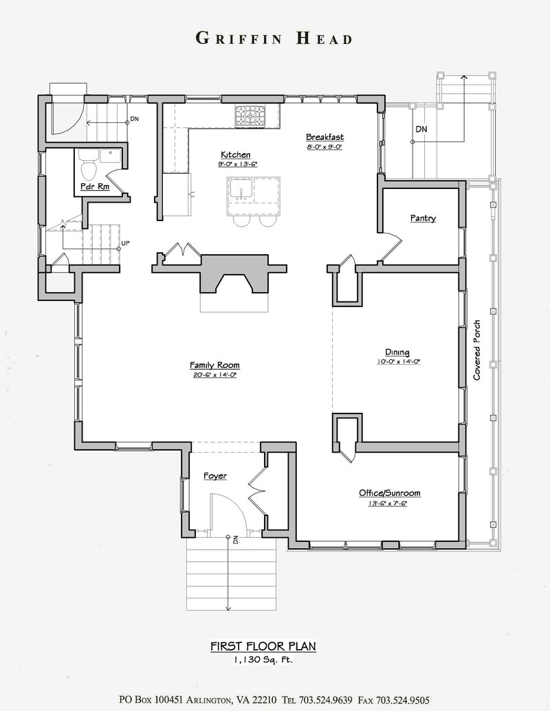 216 N.Jackson - First Floor Sales Plan-Revision 2