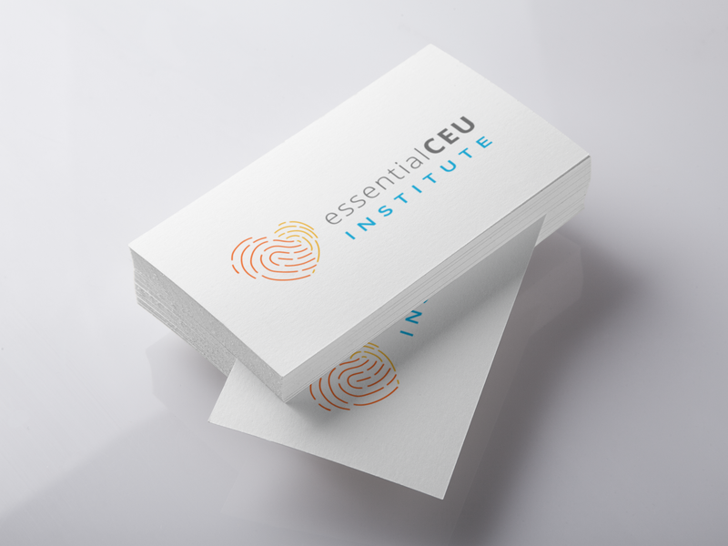 Essential CEU Business Cards