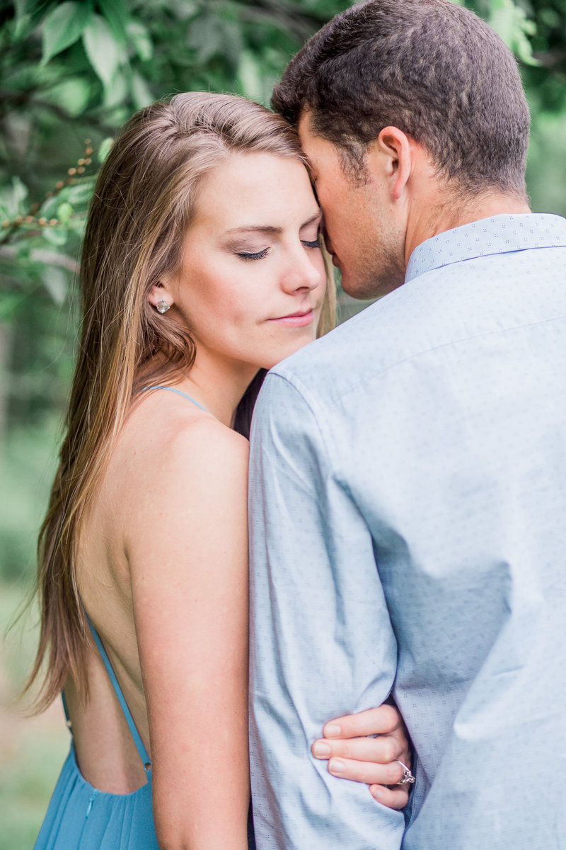 Cincinnati Whimsical Engagement Photography in Ohio