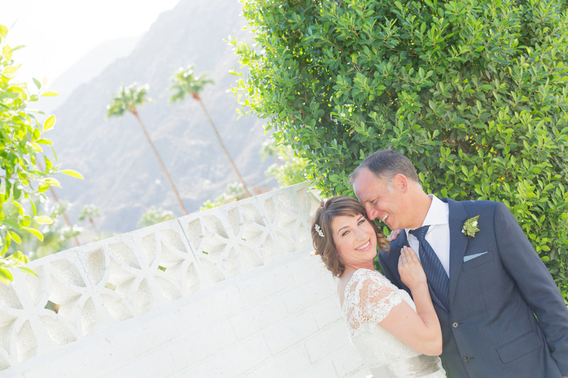 Mid-Century Modern Wedding, Palm Springs Wedding Photographer