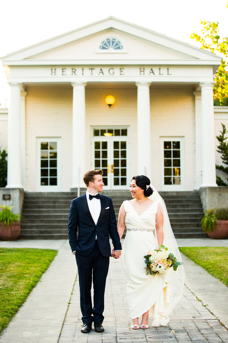 heritage hall kirkland wedding photographer emma lee photography