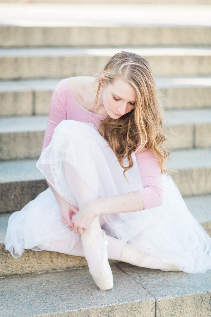 18 Abby Grace Photography Washington DC Ballerina Photographer