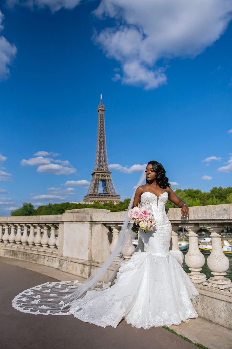 Paris hair stylist photoshoot wedding
