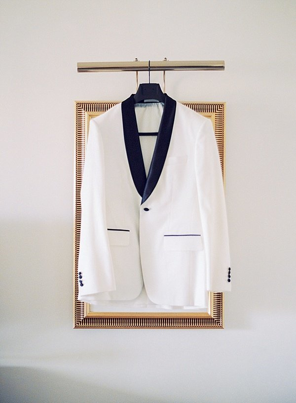 Groom Suit White Tux Wedding Dubai One & Only Royal Mirage 1
