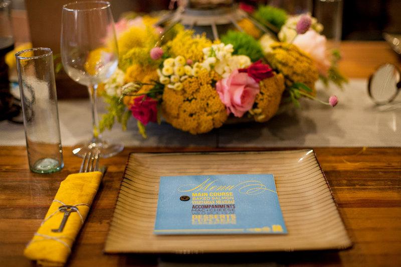 wedding menu ides