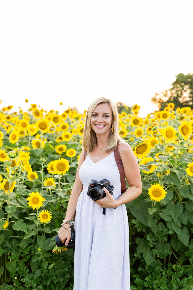 Amber Dorn About me photography gainesville