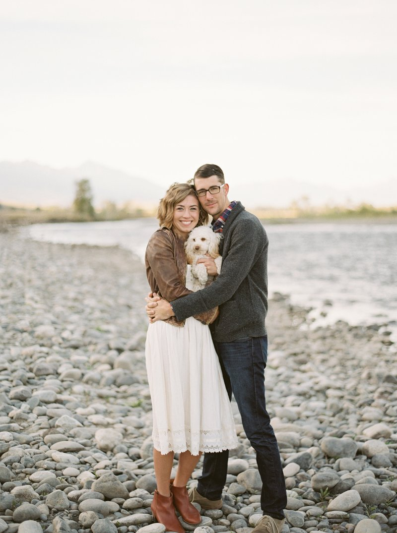 Reid & Samantha, Montana Wedding Photographers