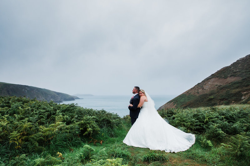 Mwnt Weddings, Wedding Photography, The Cliff Hotel and Spa