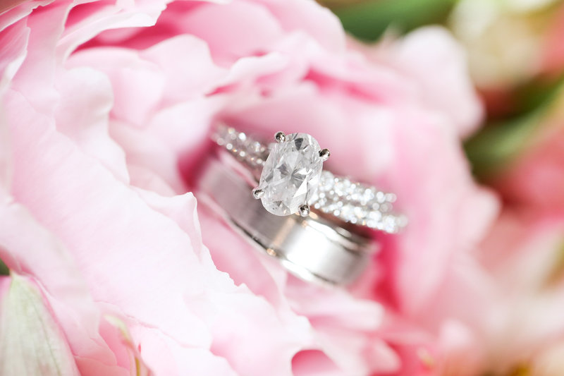 Washington DC wedding photographer ring shot