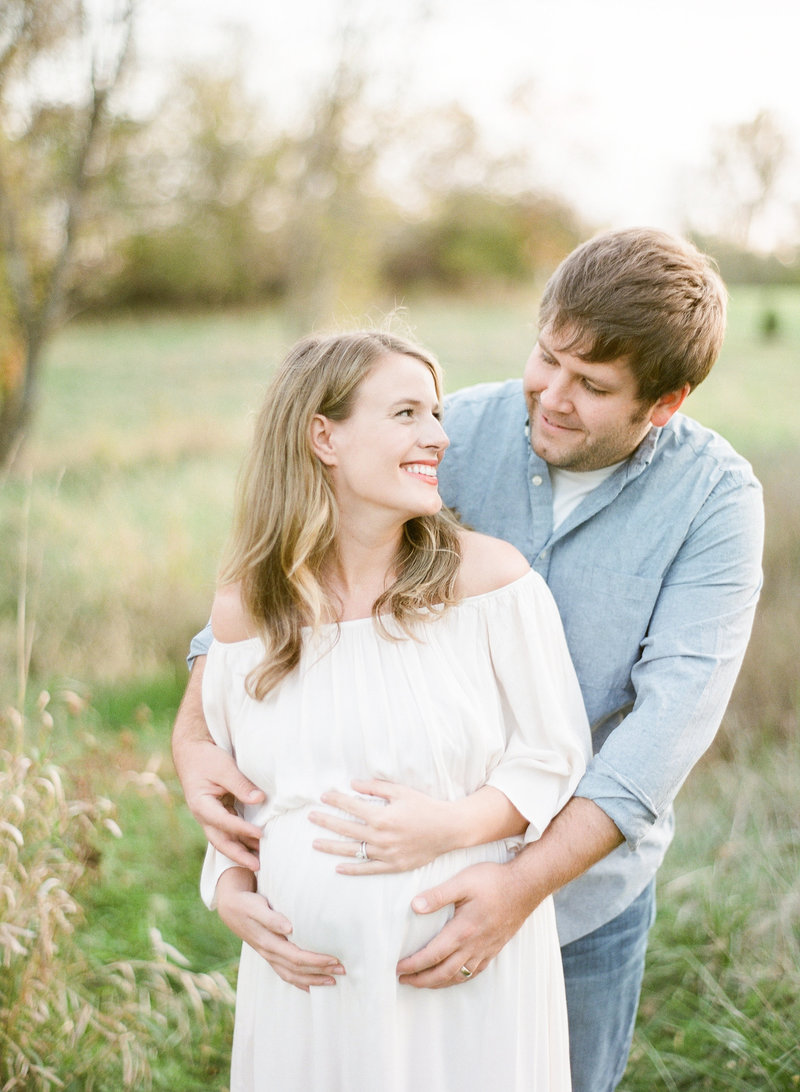 Ana & Mitchell | Maternity Film-171