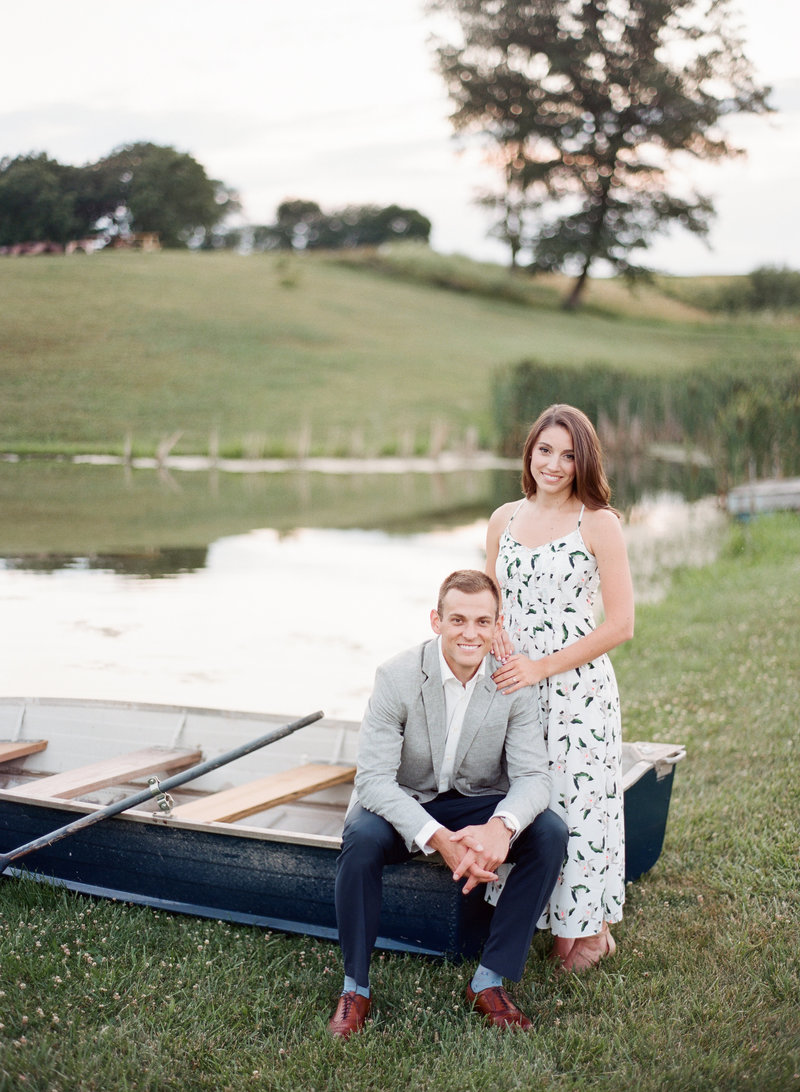 Allison + Travis | the Engagement -113