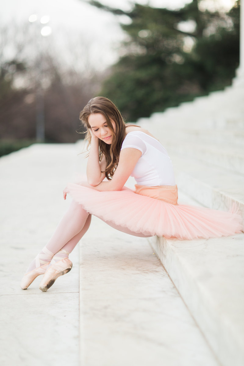 13 Abby Grace Photography Washington DC Ballerina Photographer
