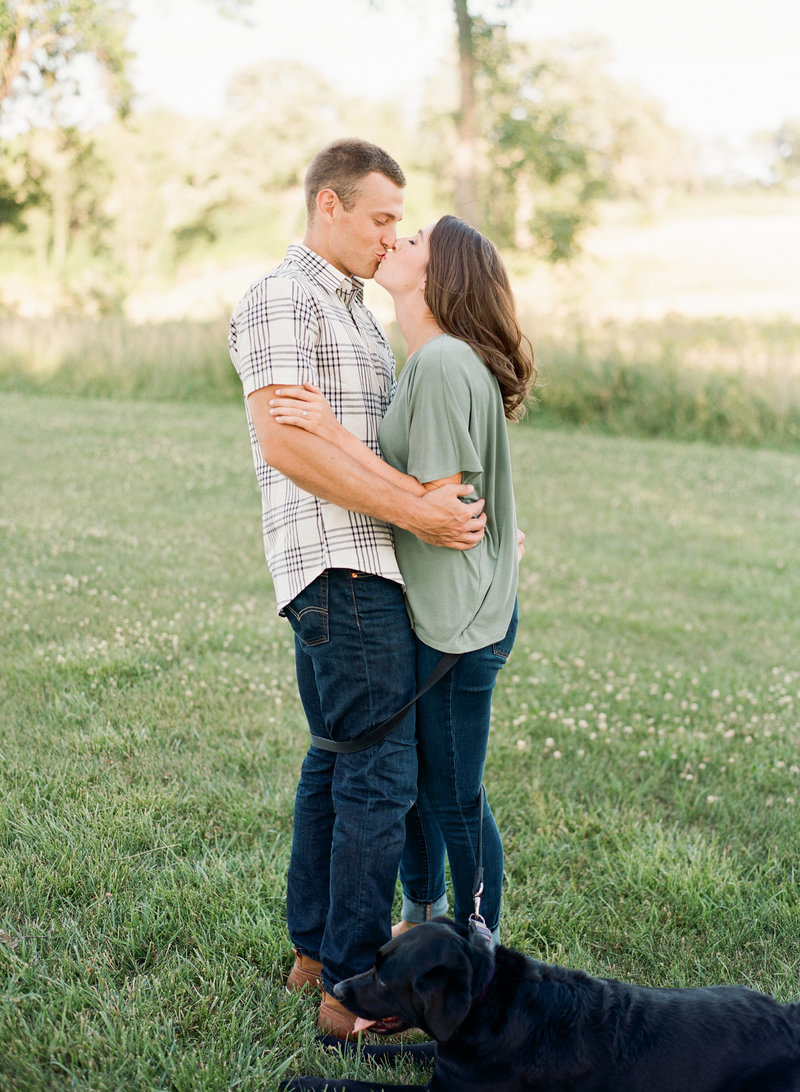 Allison + Travis | the Engagement -130