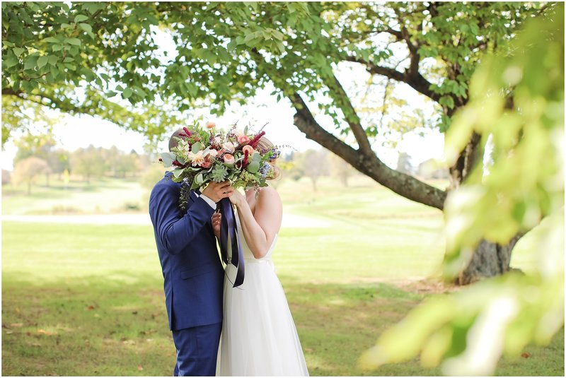 chester valley golf club wedding