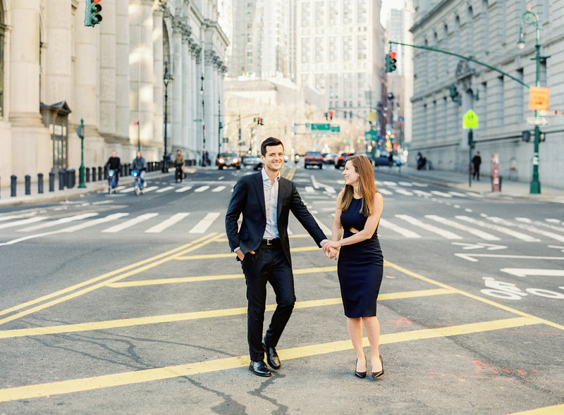 21DownTownManhattanEngagementSession