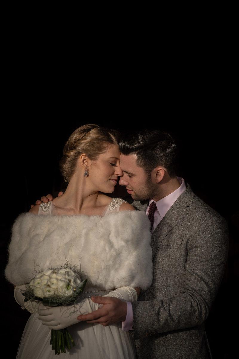 Kasteel van Saffelaere huwelijk Emma en Wouter shoot foto