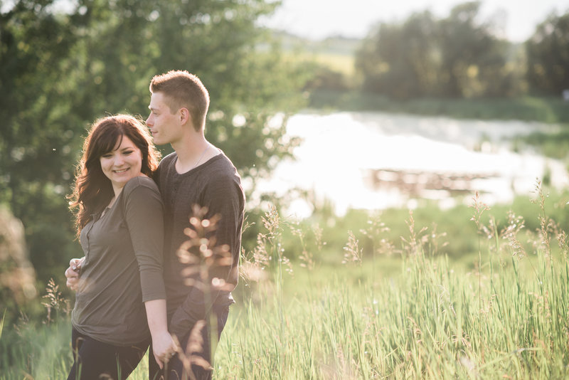 Red Deer Photographers-Raelene Schulmeister Photography- engagement photos-pine lake, Alberta engagement session