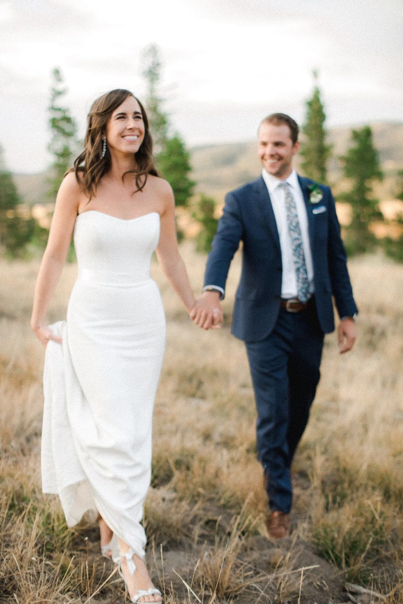 James-Bakker Wedding at Devil's Thumb Ranch by Alp & Isle. The Couple-85