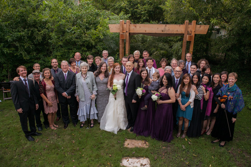Austin Family Photographer, Tiffany Chapman, Wedding guests photo