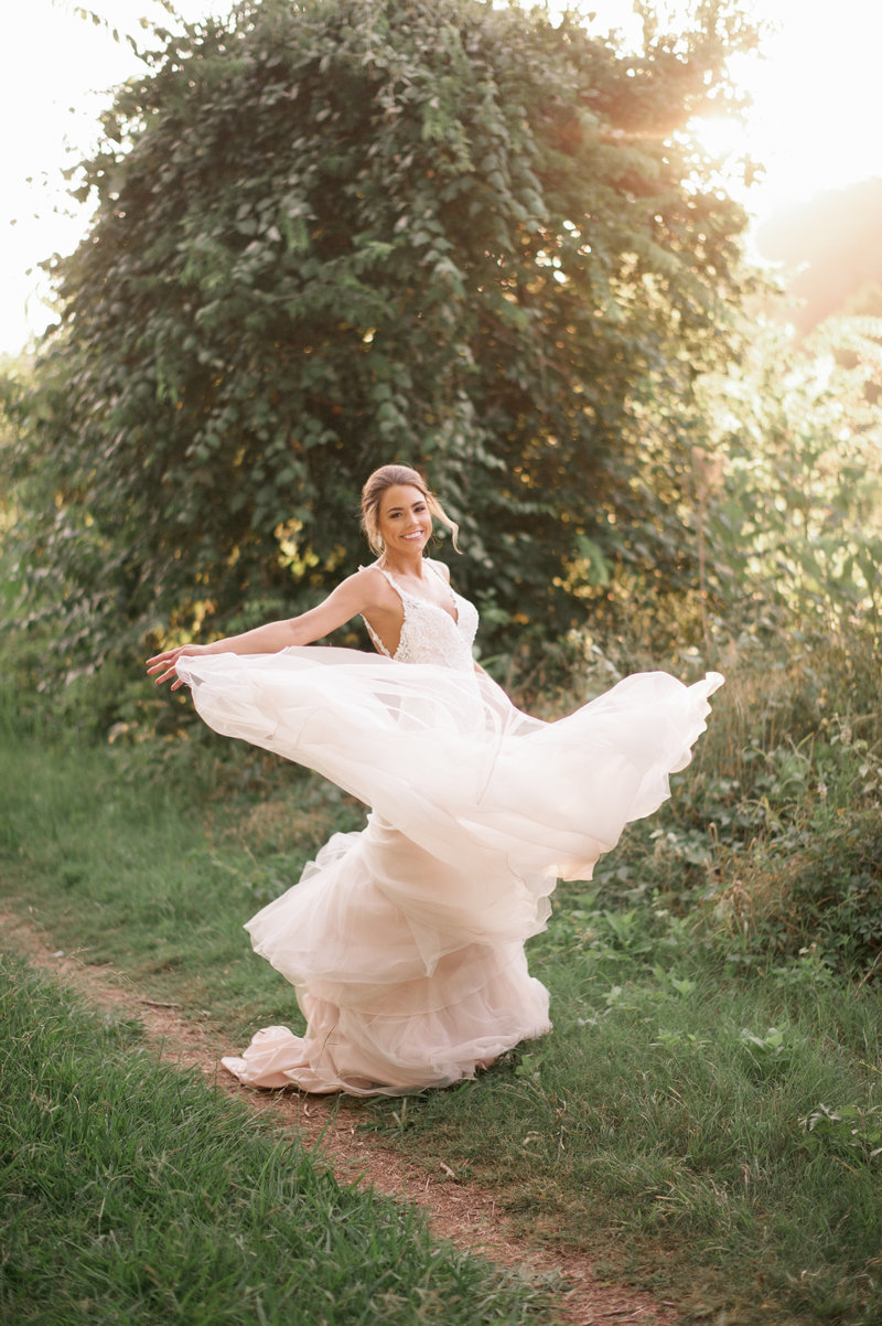 Abbey - Bridal Portraits - Austin Texas - Austin Wedding Photographer-100