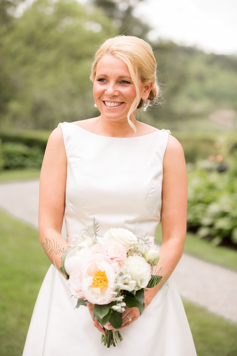 Bridal portrait by NJ Wedding Photographers