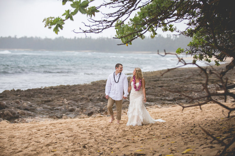 Destiny Jon MARRIED IN HAWAII-Bride Groom-0070