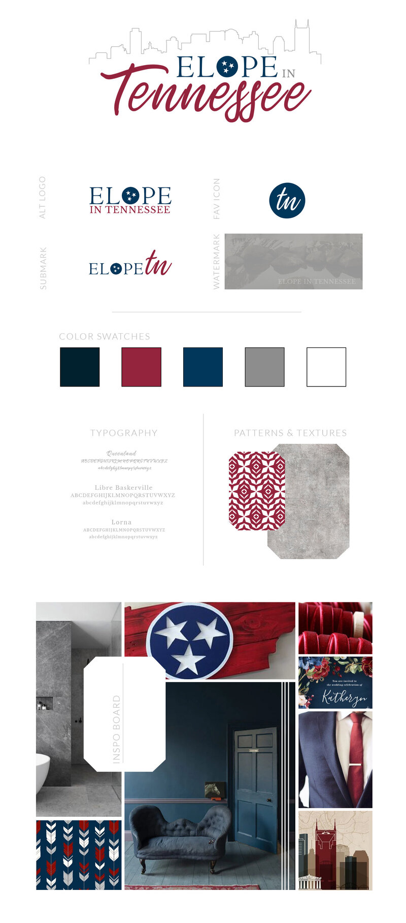 design board -- elope in tn