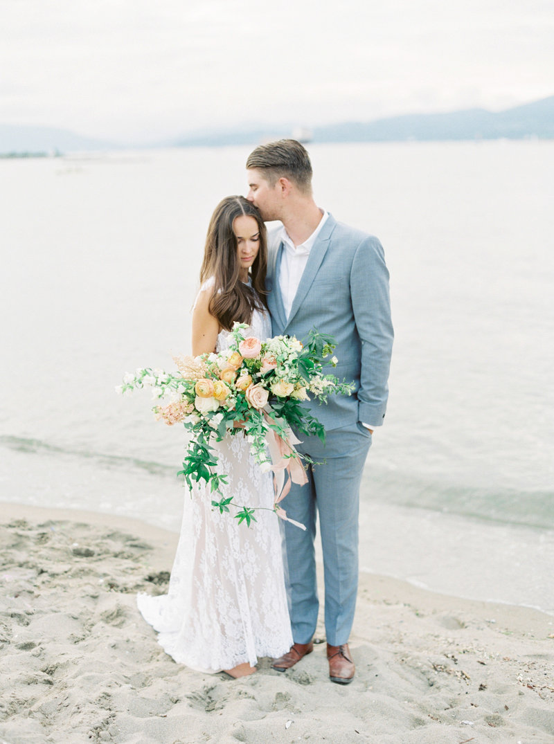 Vancouver wedding photographer Blush Sky Photography