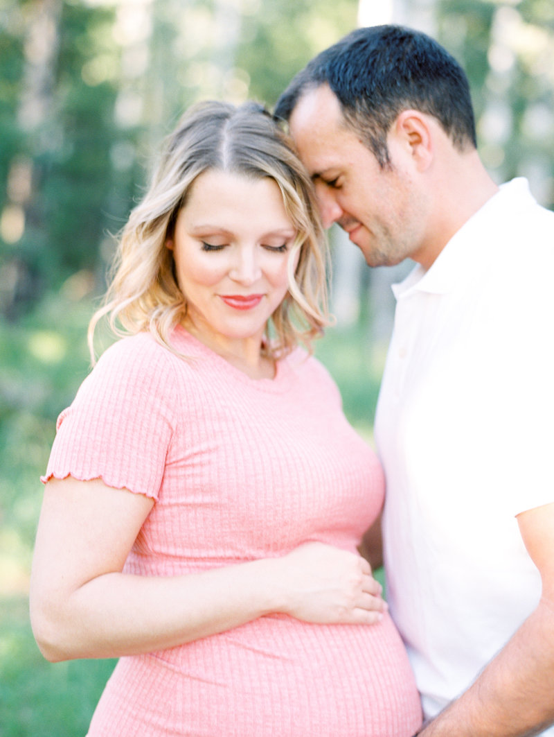 Flagstaff Maternity Session with Ashley Rae  Photography