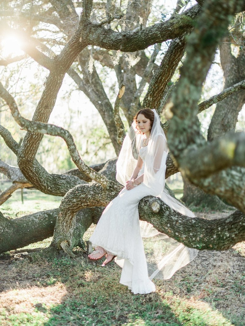 okeechobee wedding photographer _ florida wedding photographer _ wedding dress _ wedding gown _ chapel veil _  (4)