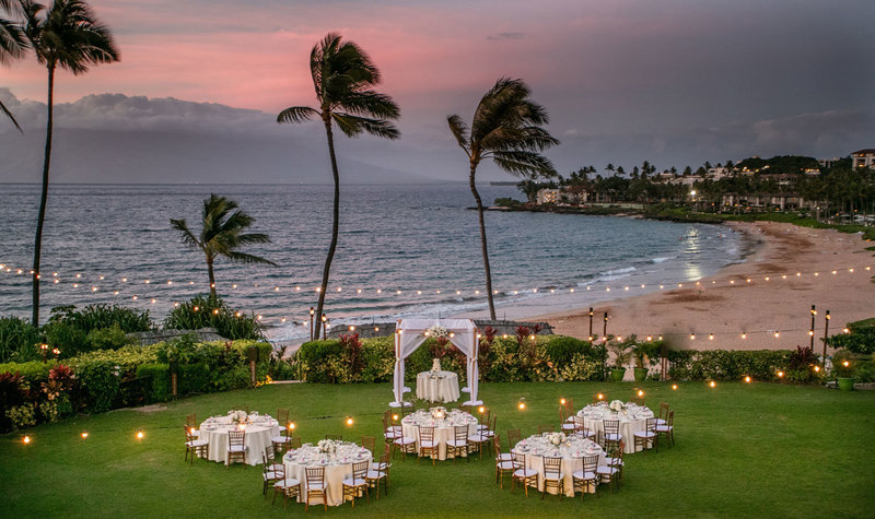 four-seasons-maui-wedding-reception