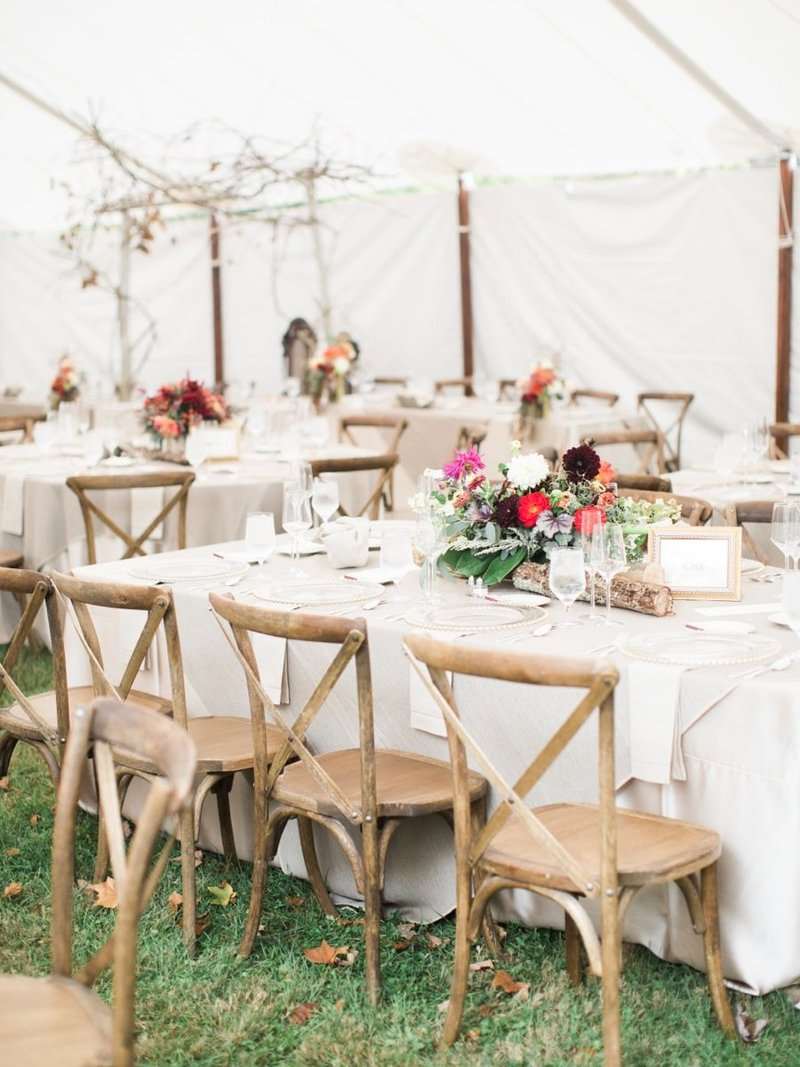 Lancaster Tented Wedding Reception-26