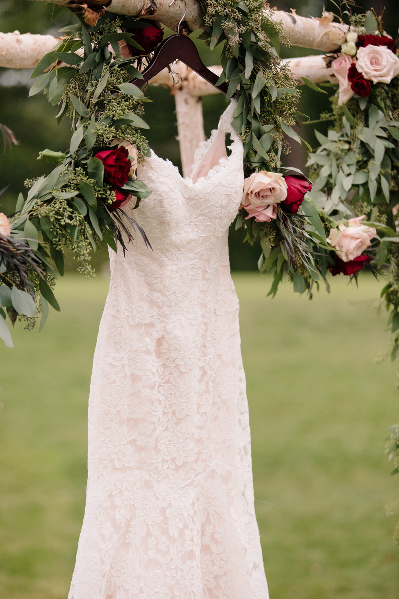 184_black_bow_tie_Forest_Hills_Country_Club_wedding_Outdoor_blush