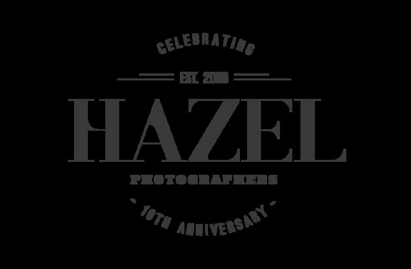 Hazel New Logo Grey