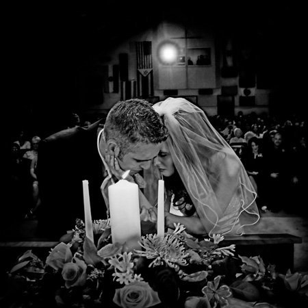Bride and groom write photorapher review. Stunning black and white wedding photojournalism by Photos Edge