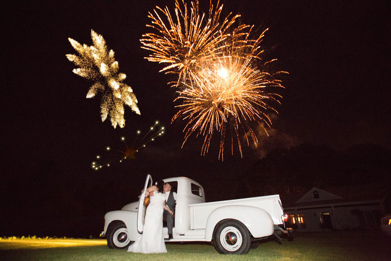 Ashley and David