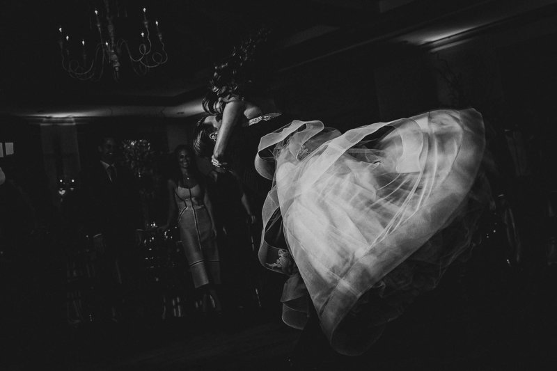 Emotional-First-Dance-Country-Club-Charleston-by-Wedding-Photographers-King-and-Fields-Studios-Charleston-SC