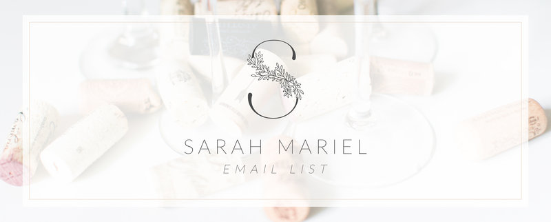 EMAIL LIST Header