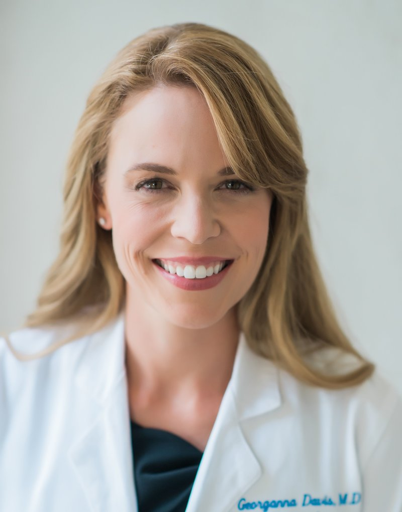Georganna Davis MD Houston Dermatologist