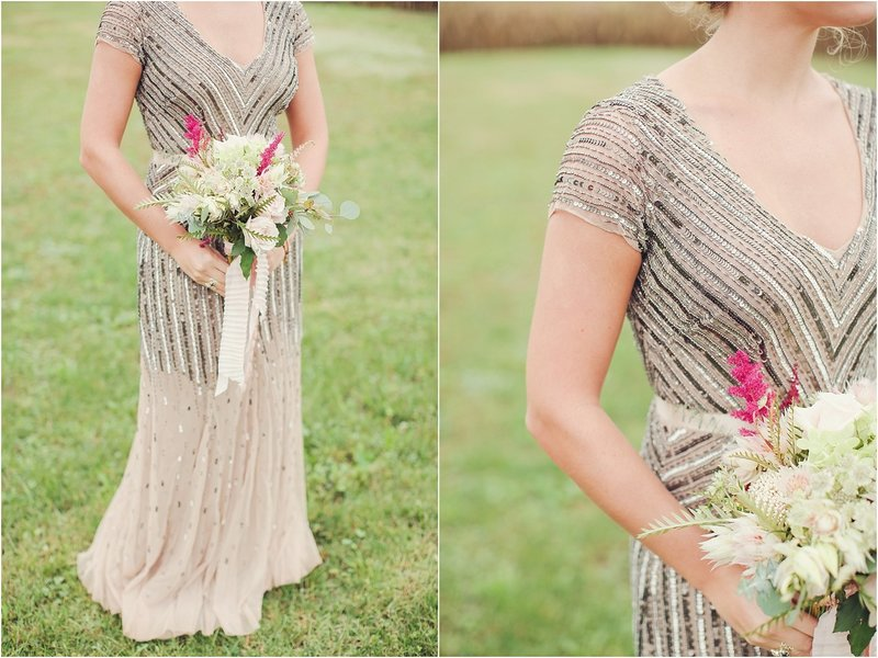 Chic weddings in virginia