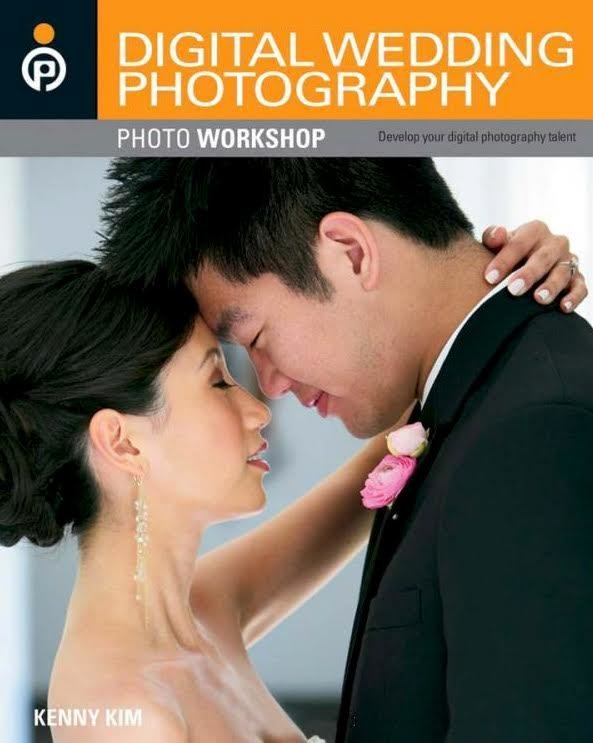 digital wedding photography cover
