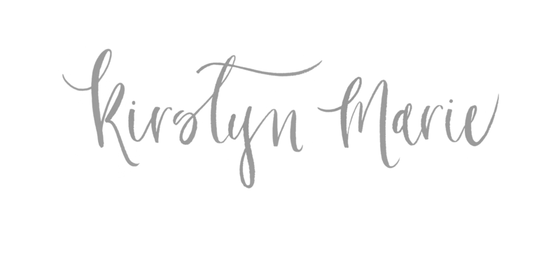 lightgreyKirstynMarie_Final Logo_grey(stacking3)