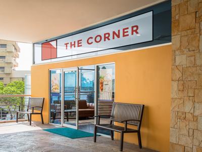 Brand - The Corner
