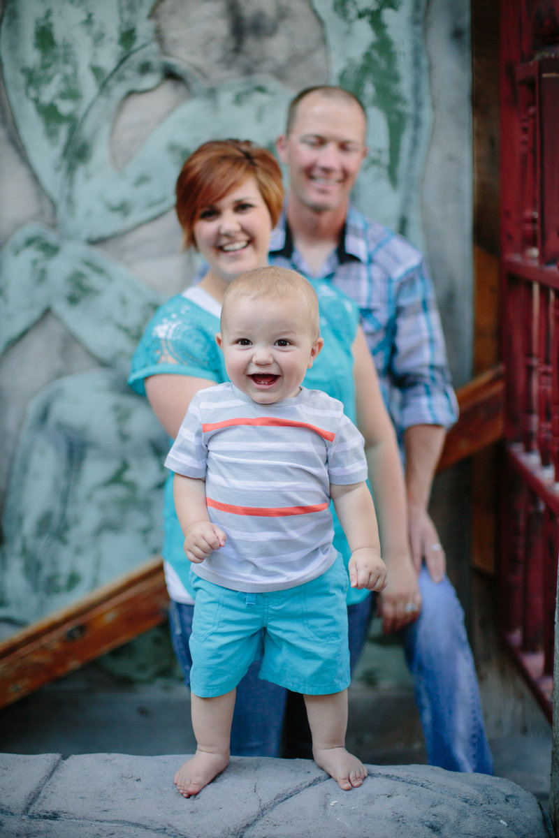 Toddler Family Pictures