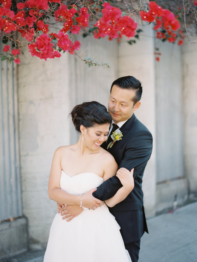 Los Angeles Arts District Wedding