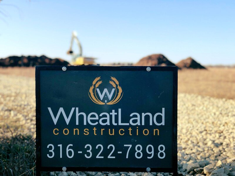 WheatLand Sign In Rocks